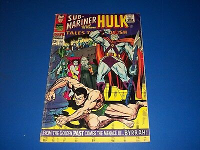 Tales to Astonish #90 Silver Age 1st Abomination Wow Hulk Sub-Mariner