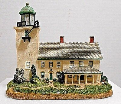 Harbour Lights- Beckoning Beacons-Horton Point New York #205- Authentic & Signed