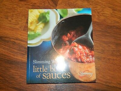 Slimming World Recipe Book Little Book of Sauces