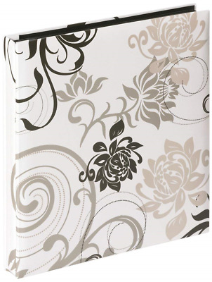 Walther design EA-201-W Grindy laminated art paper slip-in album, for 400...
