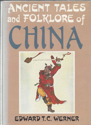 Ancient Tales And Folklore Of China