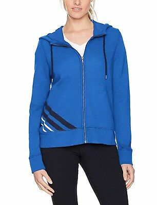 Under Armour Women's Lapis Blue UA French Terry Full Zip Hoodie