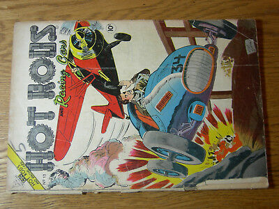Hot Rods and Racing Cars #13 PR NBC another crash cover