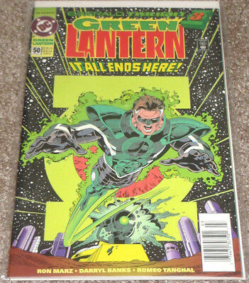 Green Lantern #50  [VF+/NM-] DC Comics, 1994