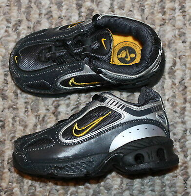 authentic quality buy popular size 40 promo code 5024a 08cee nike impax toddler girls 4 5 c silver ...