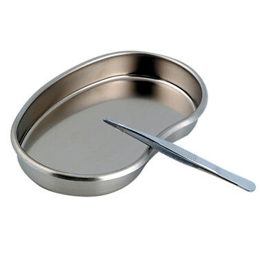 Kidney Bowl Tray Basin Dental Lab Surgical Medical Instrument Stainless Steel