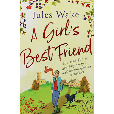 A Girls Best Friend by Jules Wake (Paperback), Fiction Books, Brand New