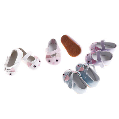 Doll Shoes Cute Shoes Born Dolls 43cm Baby Casual Gifts NEW 2018 4Colors HOT