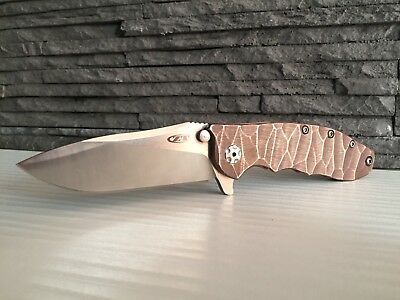 Zero Tolerance ZT0562 Copper Scale