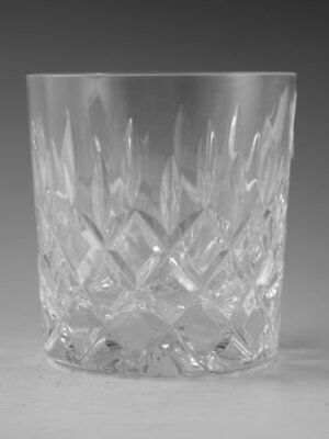 "STUART Crystal - TEWKESBURY Cut - Tumbler Glass / Glasses - 3 1/4"" (1st)"