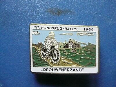 INT. HONDSRUG RALLYE 1969  DROUWENERZAND - motorcycles - concentration - moto -