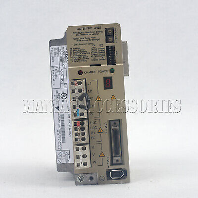 1PC Used Yaskawa servo driver SGDG-04GT Tested In Good Condition