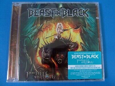 Beast In Black - From Hell With Love Cd + 2 Bonus Tracks (Sealed)