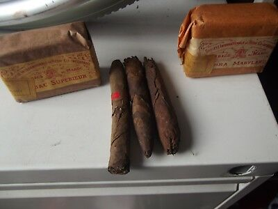 cigare et tabac ww1