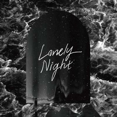 Knk-Single Album: Lonely Night (Asia) Cd New