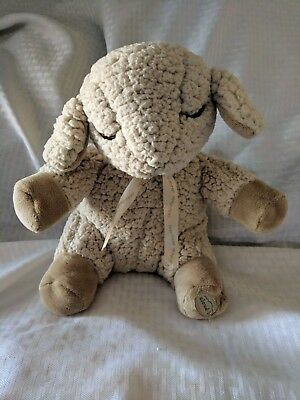 Cloud B Sleep Sheep Plush Lamb 4 Soothing Sounds Baby Boy or Girl