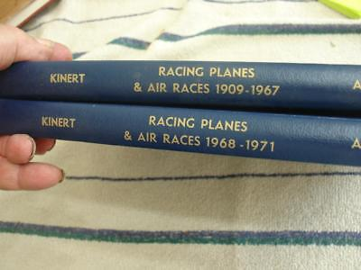 Racing Planes and air races 1909-1971 2 volumes