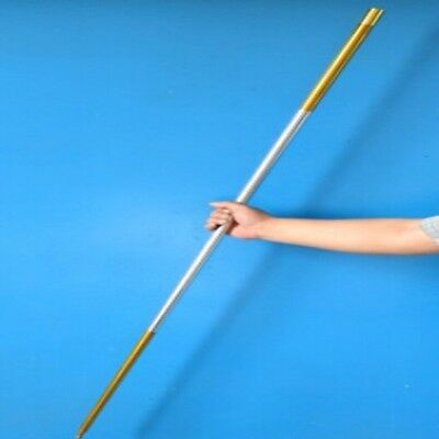 Magic Metal Appearing Wand Easy Suddenly Pop Up Magic Trick Stick Magician Props