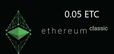 Ethereum Classic(ETC)!!! 24 Hours Mining Contract (0.5 Guaranteed)