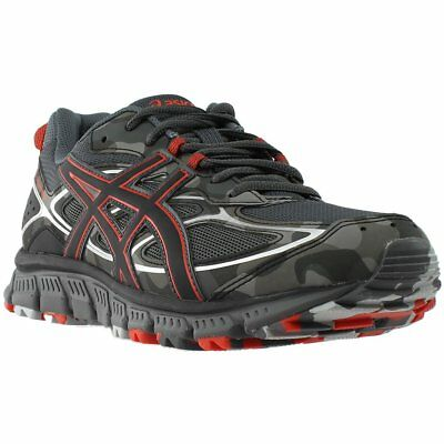 competitive price d1100 ee6e7 ASICS GEL-SCRAM 3 Trail Running Shoes - Grey - Mens