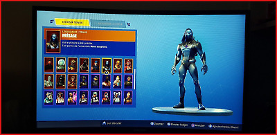 Fortnite Account Rare S2/S7 64 skins 5800 V-Bucks  (Read Description)