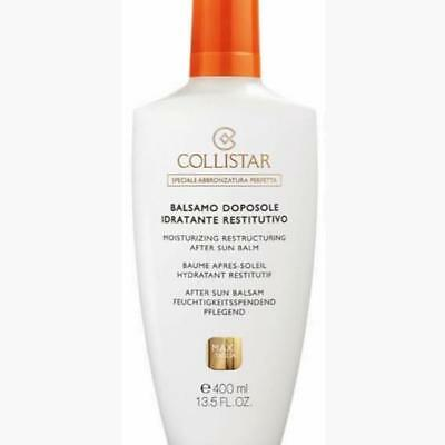 Collistar Special Perfect Tan Moisturizing Restructuring After Sun Ba Lm 400Ml