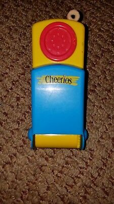 Vintage 2004 Cheerios Cereal  Snackin' Phone Baby Pretend