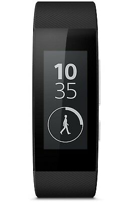 Official Sony SWR30 SmartBand Talk for iOS / Android - Black - A-Grade