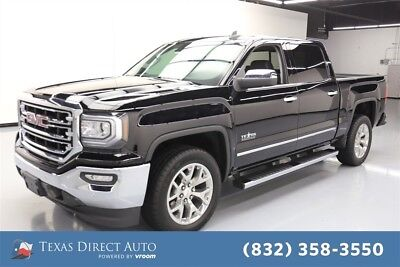 2017 GMC Sierra 1500 SLT Texas Direct Auto 2017 SLT Used 5.3L V8 16V Automatic RWD Pickup Truck Bose