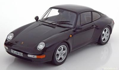 1:18 Norev Porsche 911 (993) Carrera Coupe 1993 blackmetallic
