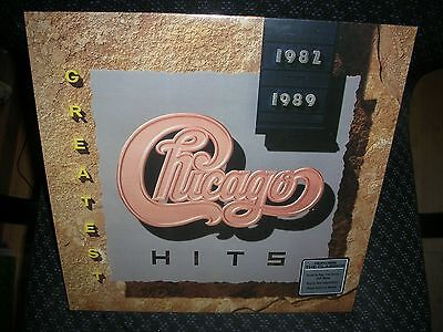 Chicago **greatest Hits 1982 - 1989 **brand New Record Lp Vinyl