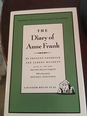 The Diary of Anne Frank Play