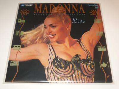 LaserDisc ~ Madonna: Blond Ambition World Tour Live ~ NTSC ~ Pioneer Artists