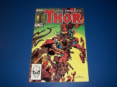 The Mighty Thor #340 Fine+ Nice