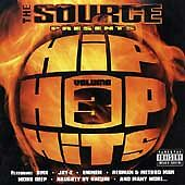 The Source Presents: Hip Hop Hits, Vol. 3 [PA] by Various Artists (CD,...