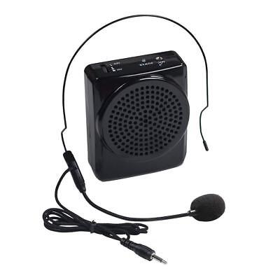 DuaFire Voice Amplifier Portable Microphone w/ Waistband Voice Amp NEW