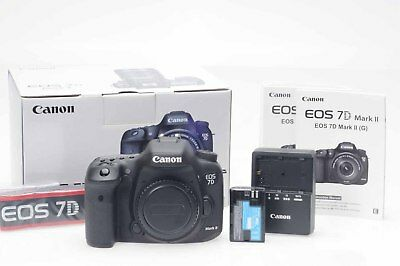Canon 7D Mark II 20.2MP Digital Camera Body                                 #317