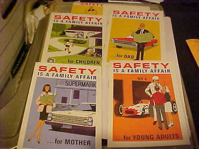 Safety Is A Family Affair,, Ford,,,1966