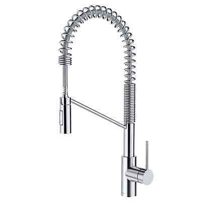 Kraus KPF-2631 Oletto 1-Handle 2-Function Sprayhead Commercial Pull Down Kitchen