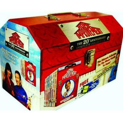 HOME IMPROVEMENT: The 20th Anniversary Complete Series Collection DVD Box Set