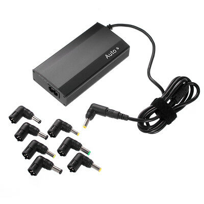 120W Car Wall USB Charger Power Supply Adapter Fr Universal Laptop Notebook ipad