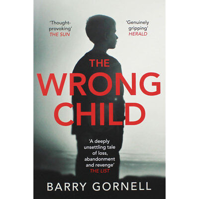 The Wrong Child by Bary Gornell (Paperback), Fiction Books, Brand New