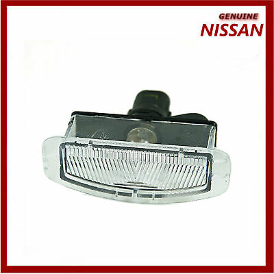 Genuine Nissan Micra K12 Rear Number Plate Lamp. 26510BG00A BNIB