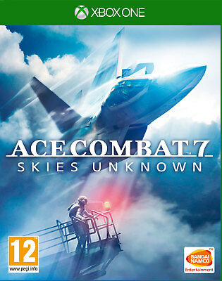 Ace Combat 7: Skies Unknown (Xbox One) BRAND NEW AND SEALED - QUICK DISPATCH