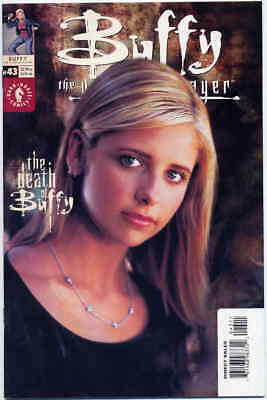 Buffy The Vampire Slayer #43 (Dark Horse 2002) Nm First Print Bagged And Boarded
