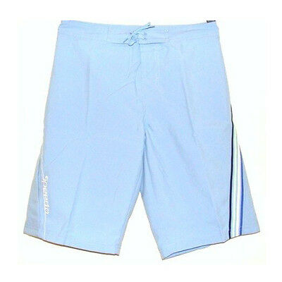 Badehose Herren Speedo Track Junior Light Blau Shorts 1 Stk. 76.2cm