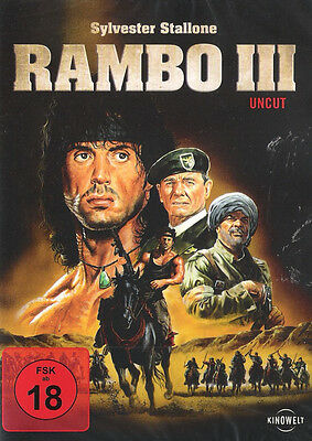 Rambo 3 (Sylvester Stallone)                         | Uncut Edition | DVD | 036