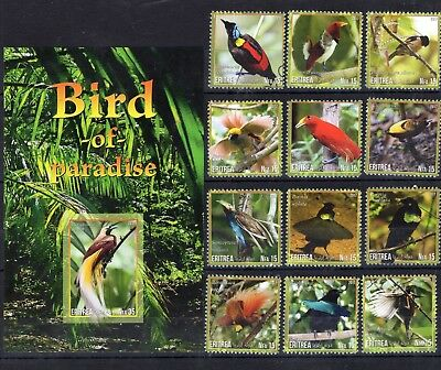 Birds - Fauna - Nature - perf. private issue  - M107