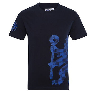 Chelsea FC Official Football Gift Kids Graphic T-Shirt