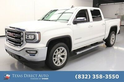 2016 GMC Sierra 1500 SLT Texas Direct Auto 2016 SLT Used 5.3L V8 16V Automatic 4WD Pickup Truck Bose